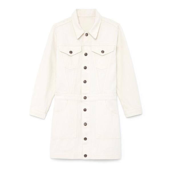 G. Label Bishop Jean-Jacket Dress