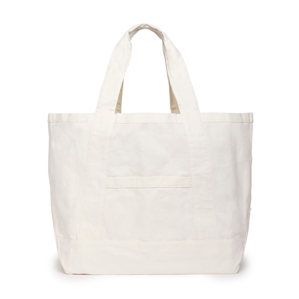 G. Label Canvas Tote