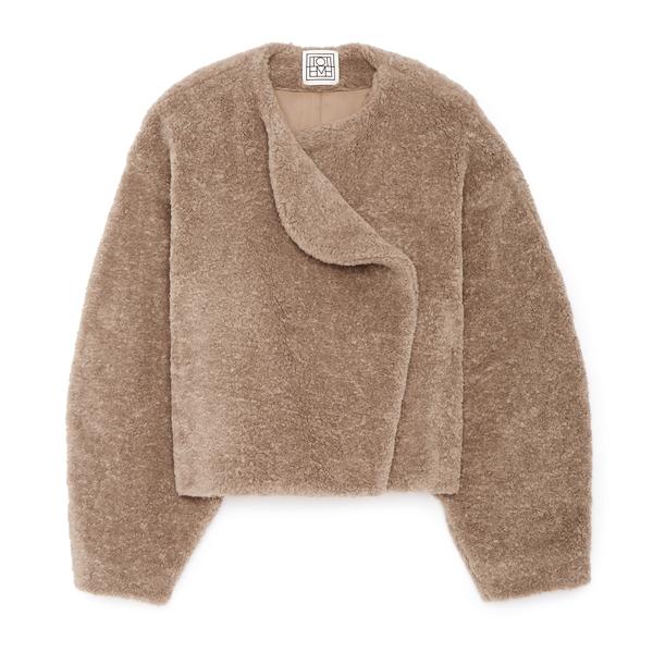 Toteme Bellac Faux Fur Jacket