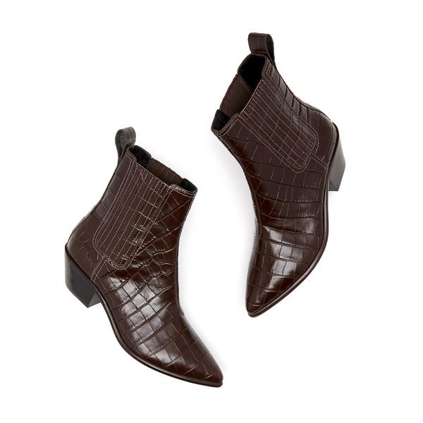 Loeffler Randall Aylin Low Western Boots