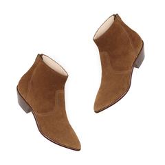 Joni Low Western Boots