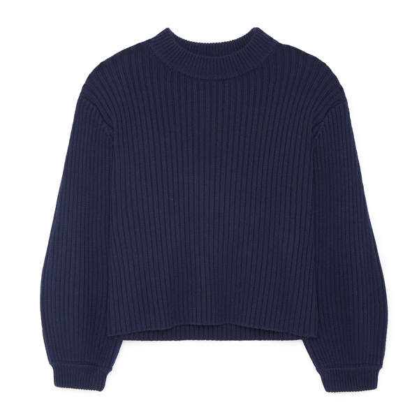 Tibi Merino Rib Sweater