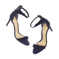 Asymmetrical Clarita Heels