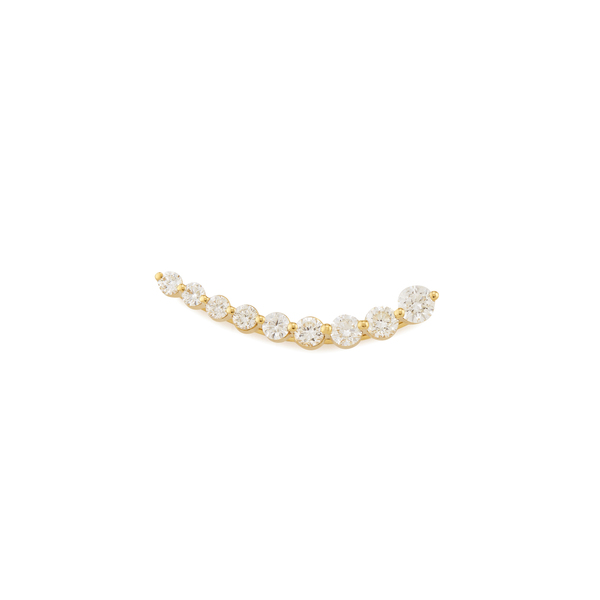Anita Ko Floating Diamond Earring