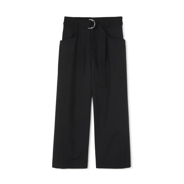 Proenza Schouler High-Waisted Paper Bag Pants