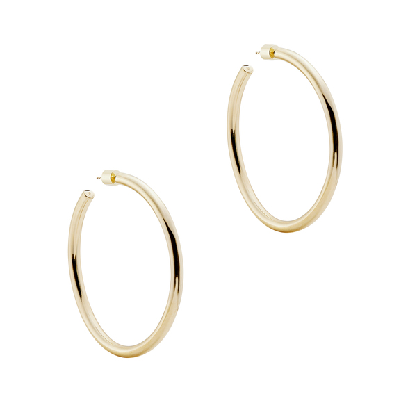 "Jennifer Fisher 2"" Goop Hoops"