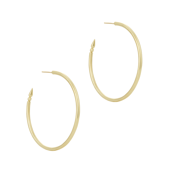 SARAH HENDLER Shirley Spear Hoops