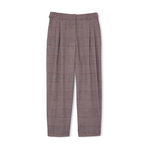 Stella McCartney Plaid Trousers