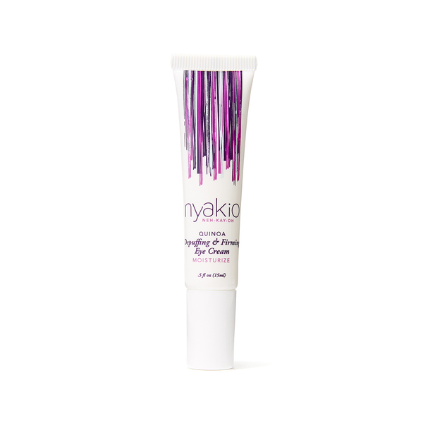 NYAKIO Quinoa De-Puffing & Firming Eye Cream