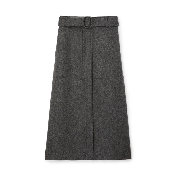 G. Label Danielson Midlength Skirt