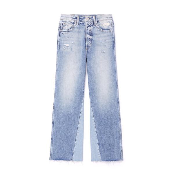 AMO DIY Wide Leg Jeans