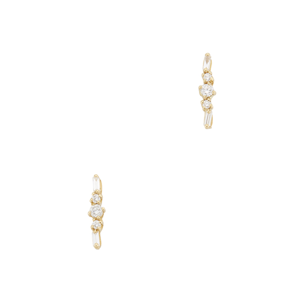 Suzanne Kalan Fireworks Post Earrings
