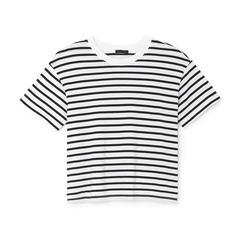 Stripe Boy Tee
