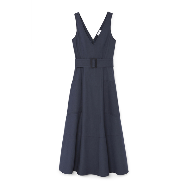 G. Label Lolo Belted Sundress