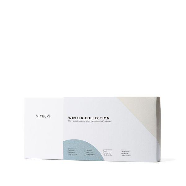 vitruvi Winter Oil Collection