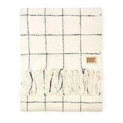 Claude Cotton Throw Blanket