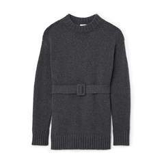 Fares Belted Sweater