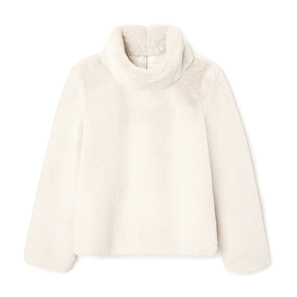 G. Label Pollard Faux-Fur Pullover
