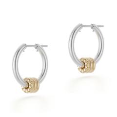 Ara Deux Hoop Earrings