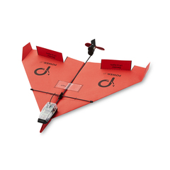 Smartphone Controlled Paper Airplane 3.0