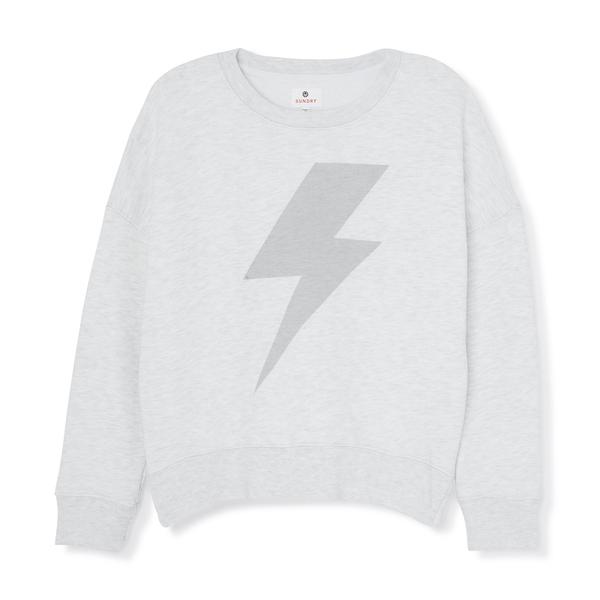 Sundry Lightning Bolt Sweatshirt
