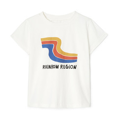 'The Rainbow Region' Tee