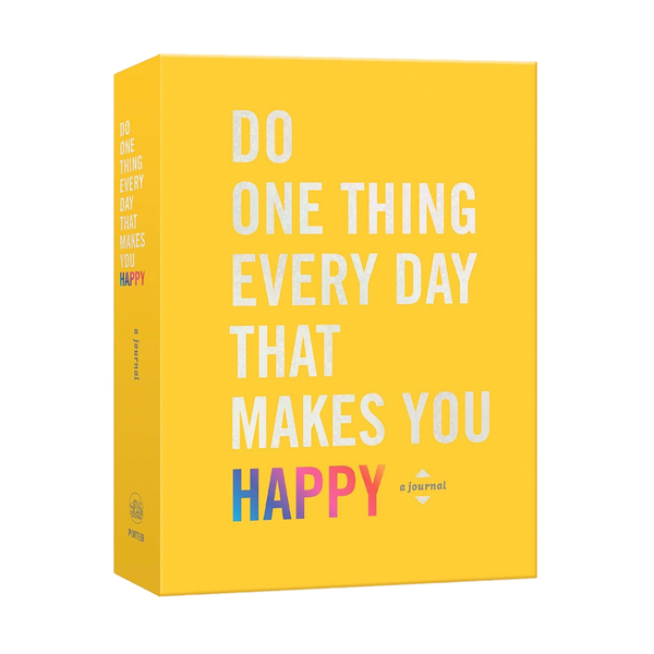Penguin Random House Do One Thing a Day That Makes You Happy
