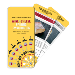 Wine and Cheese Pairing Swatchbook