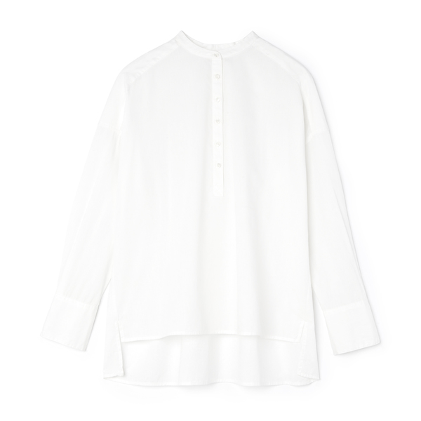 Alex Mill Gathered Back Oversized Shirt