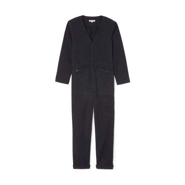 Alex Mill V-Neck Jumpsuit