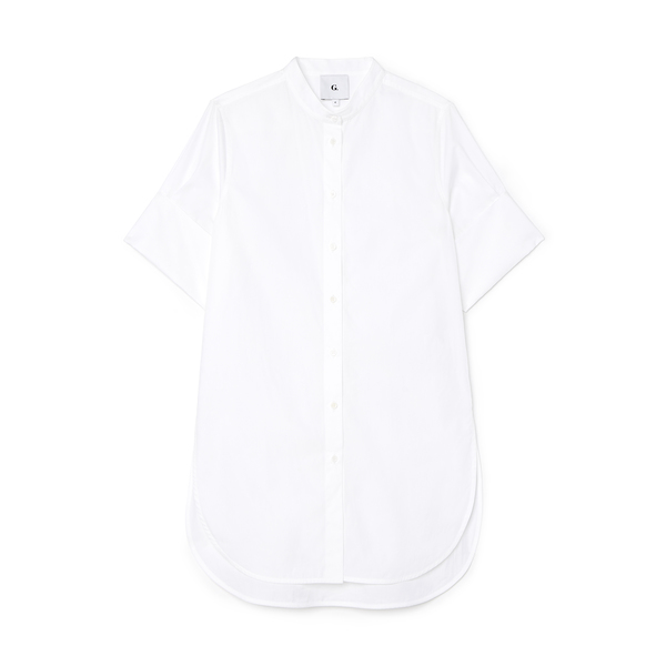 G. Label Ash Short-Sleeve Blouse