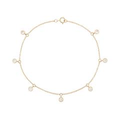 Diamond Droplet Bracelet