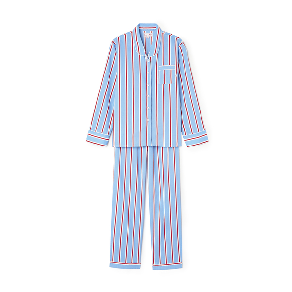 goop x Sant and Abel goop-Exclusive Women's Long Sleeve Shirt + Pajama Pant PJ Set