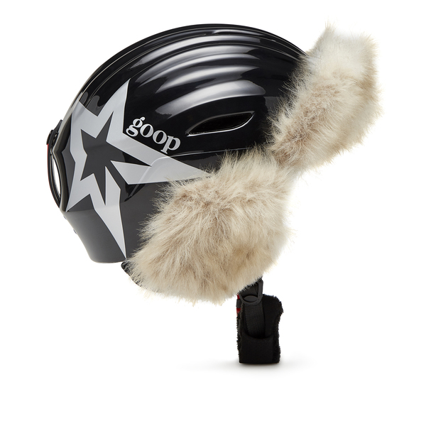 goop x Perfect Moment Polar Helmet