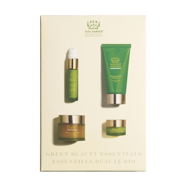 Tata Harper Green Beauty Essentials