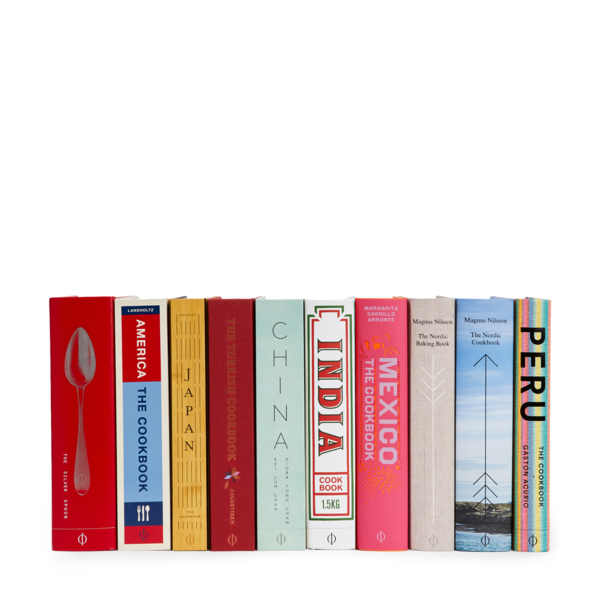 Phaidon International Cookbook Collection