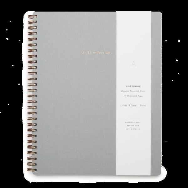 goop x Appointed  goop-Exclusive s(elf) reflections Notebook