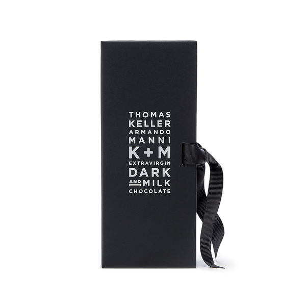 K+M Chocolate  K+M Extravirgin Four-Pack Gift Box