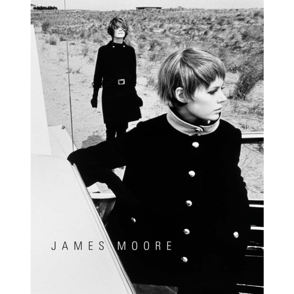 Artbook James Moore: Photographs 1962-2006