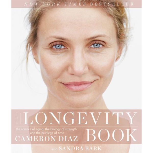 Harper Collins Longevity Book, The - hardcover