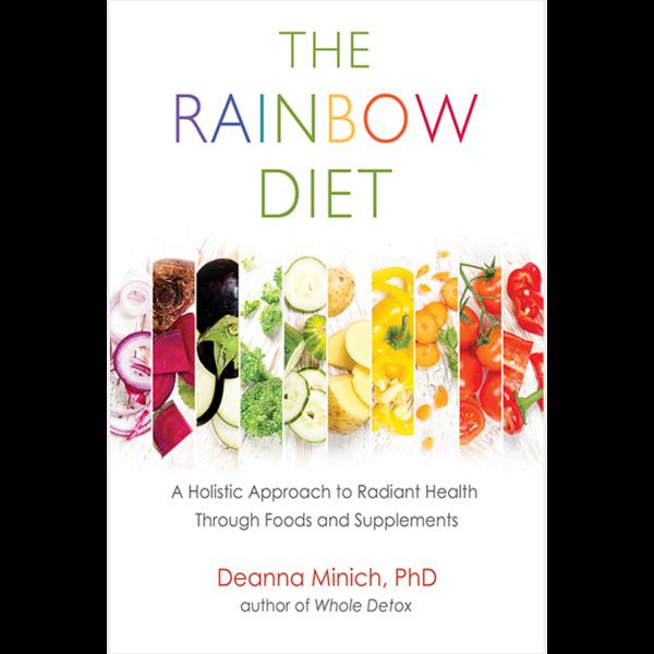 Red Wheel The Rainbow Diet