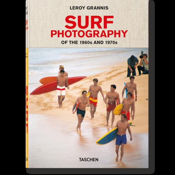 TASCHEN  Leroy Grannis, Surf Photography