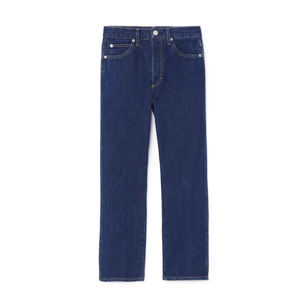 AMO Loverboy High-Rise Relaxed Straight Jeans