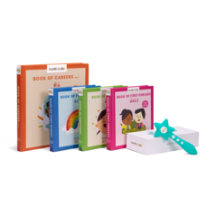 Reading Wand & Bilingual Book Set