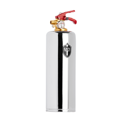 Chrome Fire Extinguisher