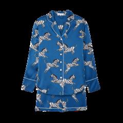 Alba Silk Pajama Set