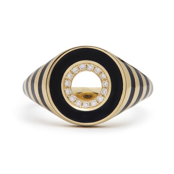 State Property Rinzo Signet Ring