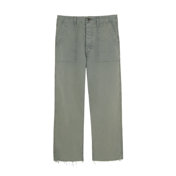 MOTHER The Patch-Pocket Pants