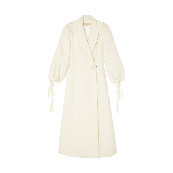 Brock Collection Padova Single-Breasted Coat