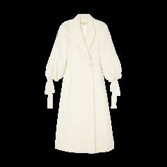 Padova Single-Breasted Coat